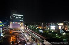 某日の仙台駅