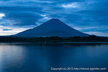 真夏の富士へ